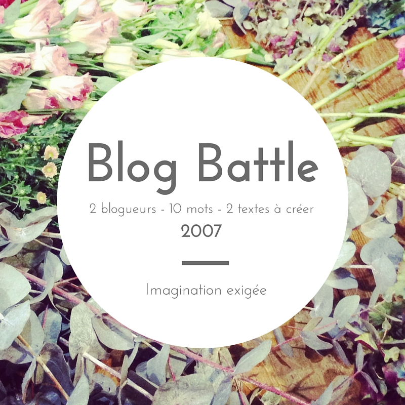 Blogbattle : TheCélinette vs Davidous