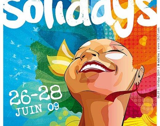 Solidays 2009 : l'équipe du blog