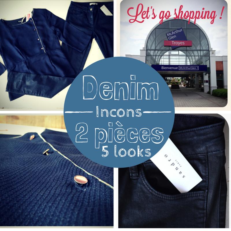 La sélection Denim Icons de McArthur Glen : 5 looks sur le thème