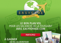 easy-voyage concours new york oct 2014