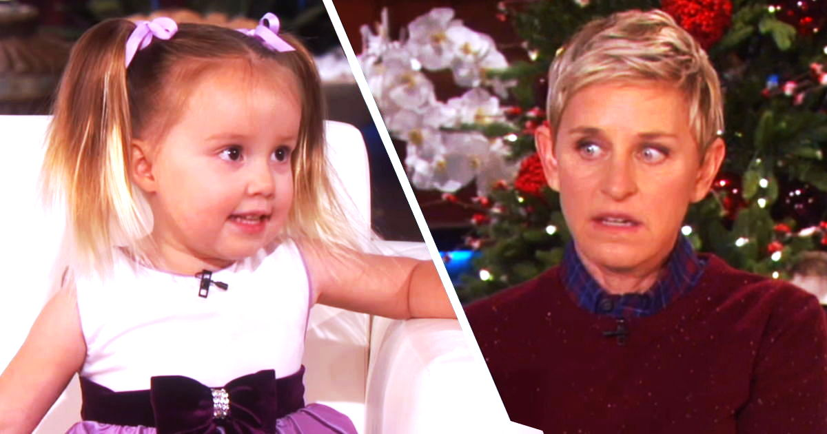 Les capacités extraordinaires de Brielle une enfant de 3 ans