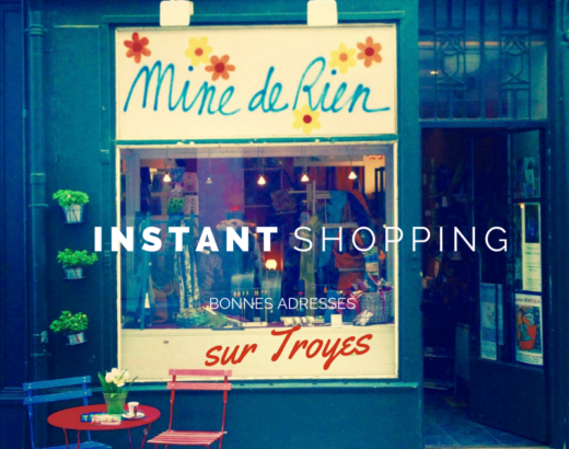Bonne adresse  sur Troyes : Mine de Rien