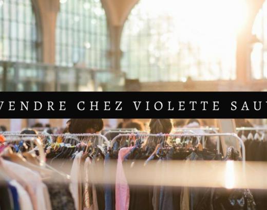 Réussir son vide dressing : l'option Violette Sauvage !