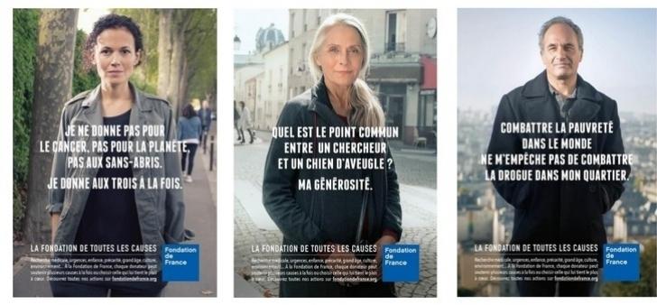 #TousSolidaires pour Nöel avec la fondation de France et Paylib