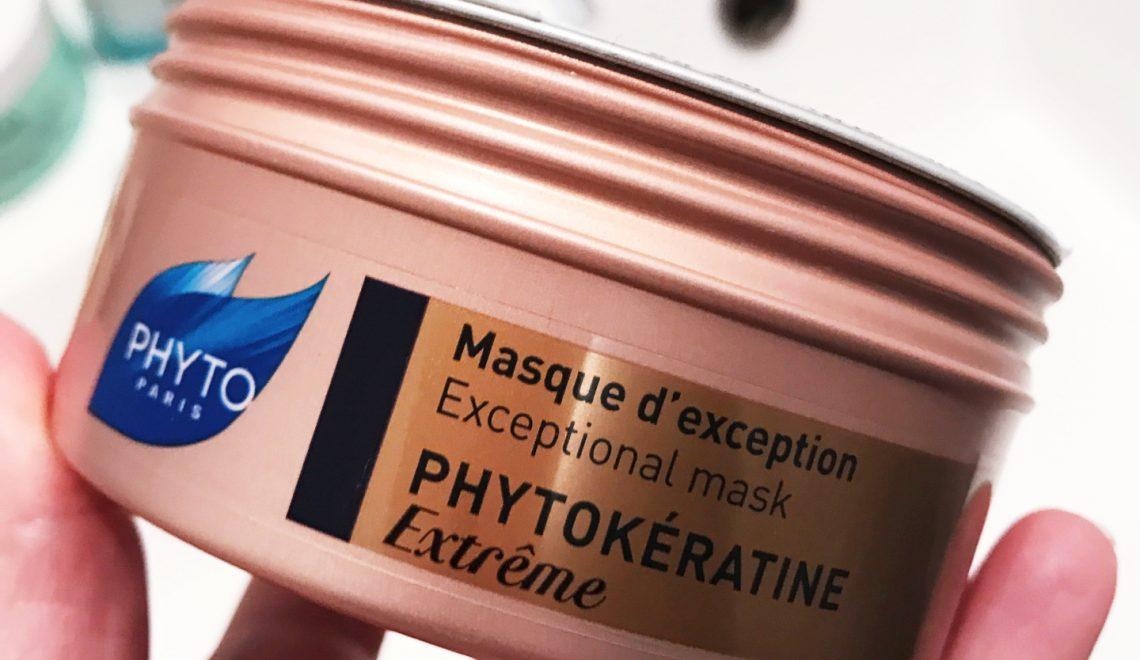 Nourrir ses cheveux avec le rituel Phytokératine de chez Phyto