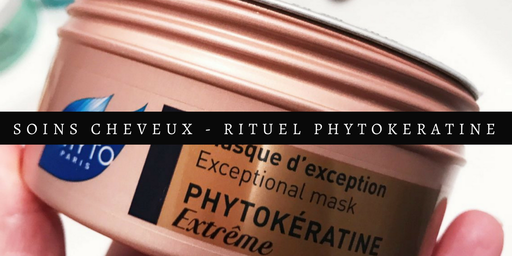 nourrir ses cheveux avec le rituel phytok ratine de chez phyto the c linette. Black Bedroom Furniture Sets. Home Design Ideas