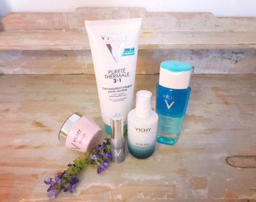 Les soins visage Vichy : démaquillage, anti-âge et hydratation