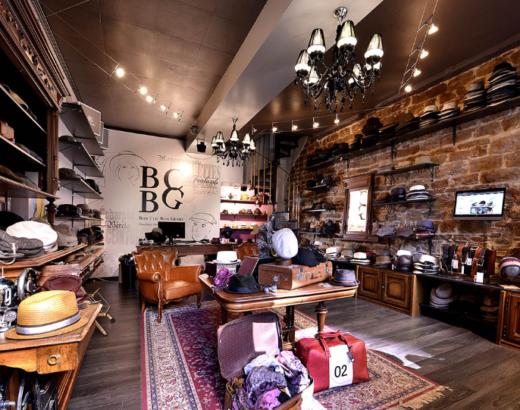 Bon clic bon genre : la boutique aux mille chapeaux