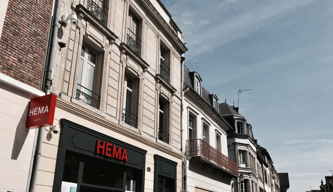 Un magasin Hema ouvre à Troyes