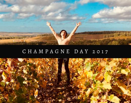 Fêter le Champagne Day 2017 … dans l'Aube