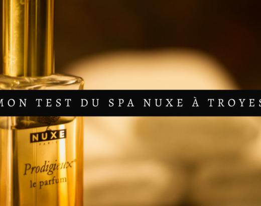 Séjour bien-être à Troyes : Hôtel Best Western & Spa Nuxe
