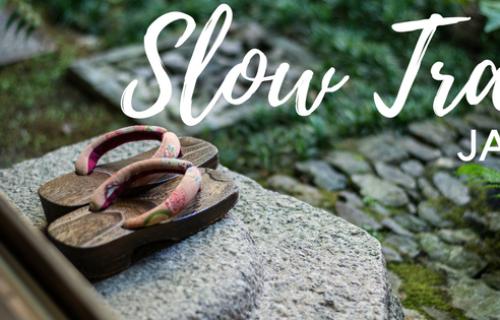 Slow travel au Japon
