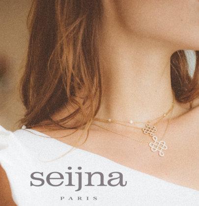 La Maison Seijna : de la joaillerie inspirée au bijou sur mesure