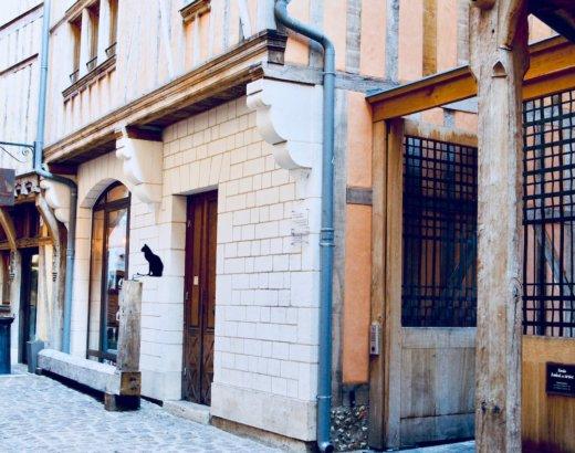 La ruelle des chats – Troyes