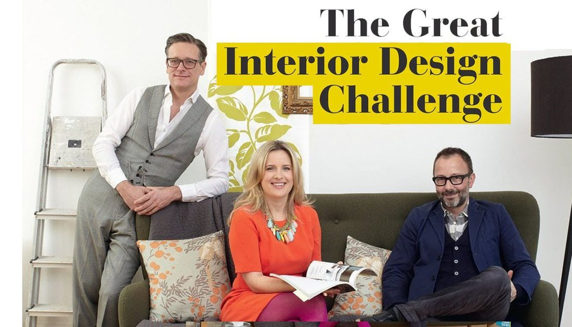 Mon coup de coeur pour l'émission « The Great Interior Design Challenge »