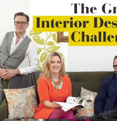 "Mon coup de coeur pour l'émission ""The Great Interior Design Challenge"""