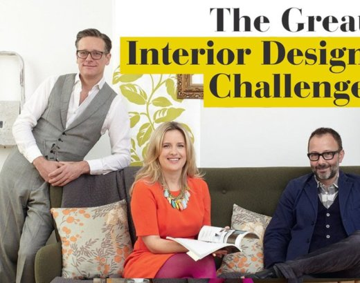 Mon coup de coeur pour l'émission «The Great Interior Design Challenge»