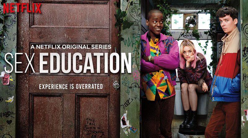 Découvrir la série : «Sex education»