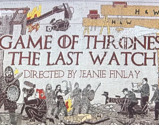 The Last Watch : une plongée dans les coulisses de Game of Thrones