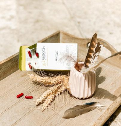 Mon avis sur la cure anti-âge GliSODin : compléments alimentaires pour la peau