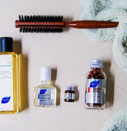 Chute de cheveux – test de la gamme Phyto Novathrix